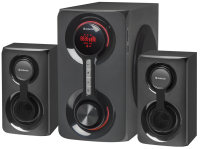 Defender Акустическая 2.1 система Tornado 60Вт, Bluetooth, FM/MP3/SD/USB Defender 65592