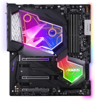 Материнская плата Gigabyte Z390 AORUS XTREME WATERFORCE