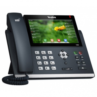 Телефон IP Skype for Business Yealink SIP-T48S-SfB